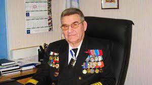 руководитель «Морского центра капитана Варухина» Н.Г.Варухин