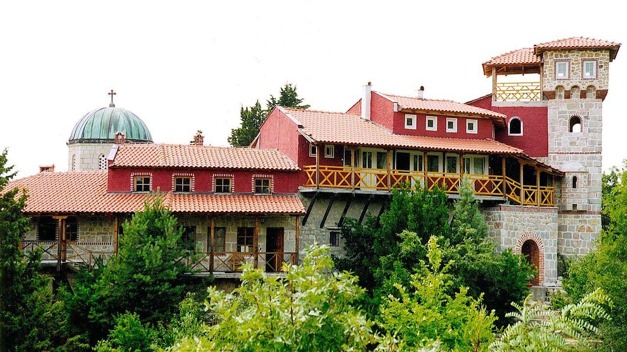 Монастырь Тврдош. Захумско-Герцеговинская и Приморская епархия