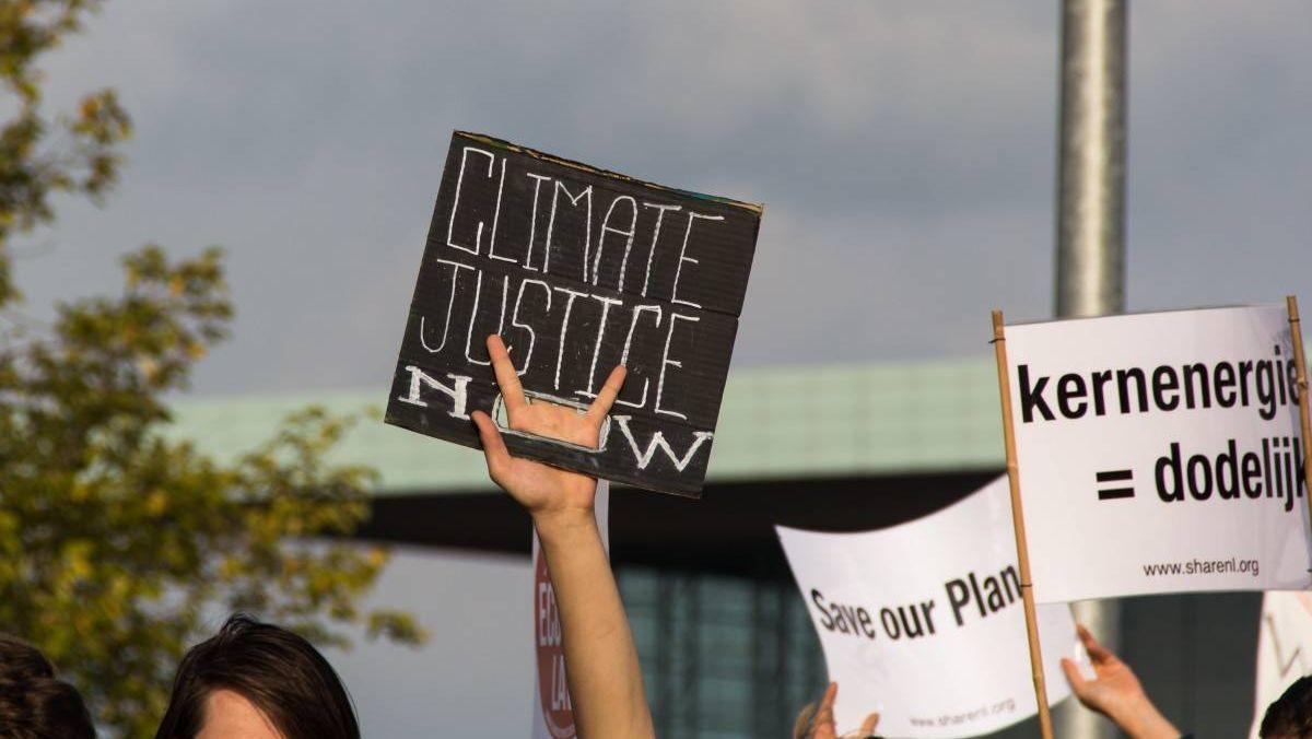 Манифестация «За климат»
