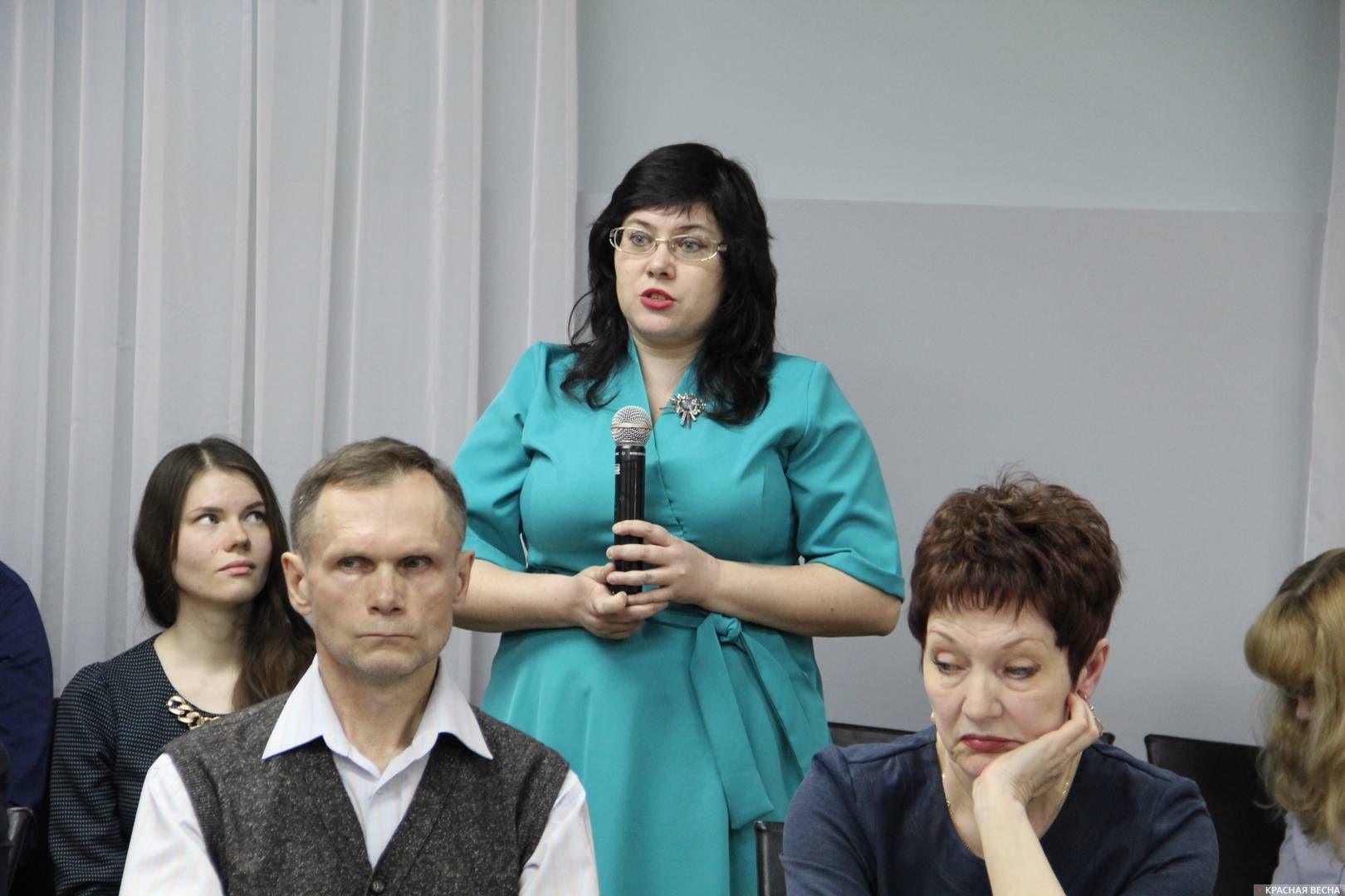 Маргарита Перминова. Врач роддома Кировского района Кемерова