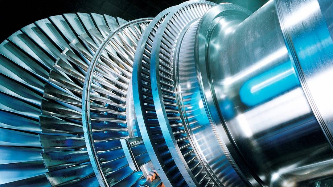 Siemens поставит «Газпрому» две турбины для ГрозненскойТС