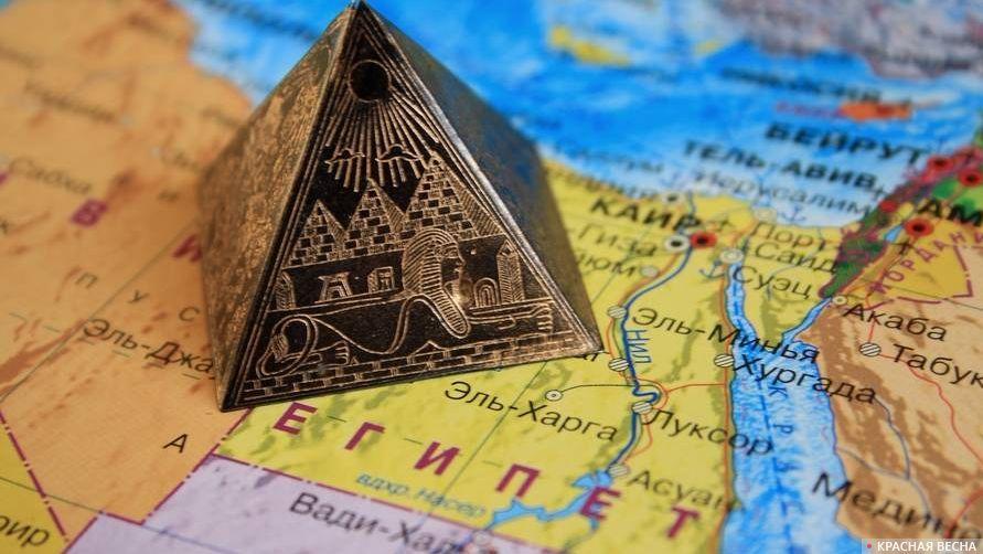 ВЕгипте начались выборы президента