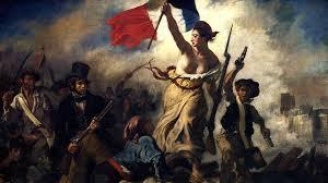 «Свобода на баррикадах».