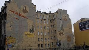 Улица Пионерская в Санкт-Петербурге
