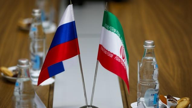 Россия и Иран [(cc) minsvyaz.ru]