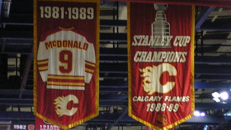 Символика клуба Калгари (НХЛ)