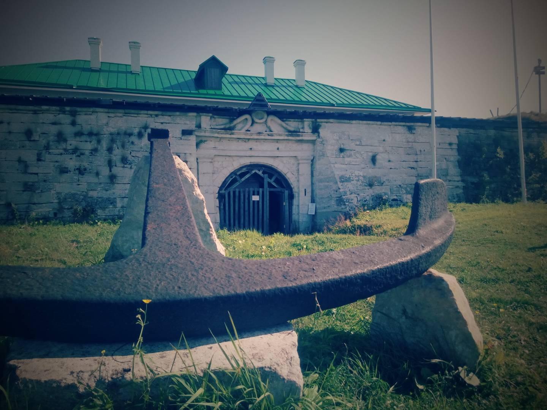 Двинской вход в Новодвинскую крепость