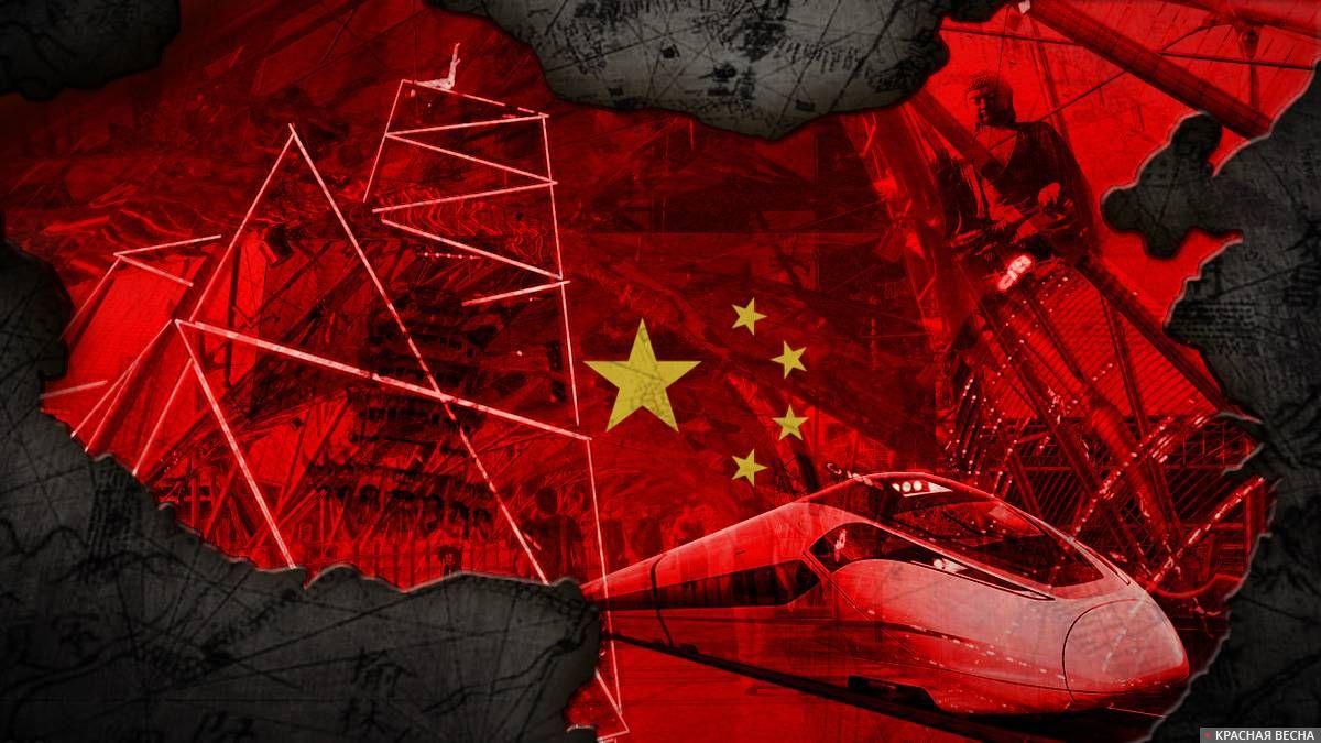 Экономическая мощь Китая