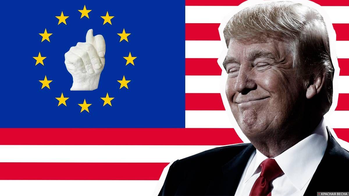 Евросоюз сопротивляется США