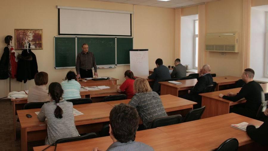 Томск. Встреча с общественностью