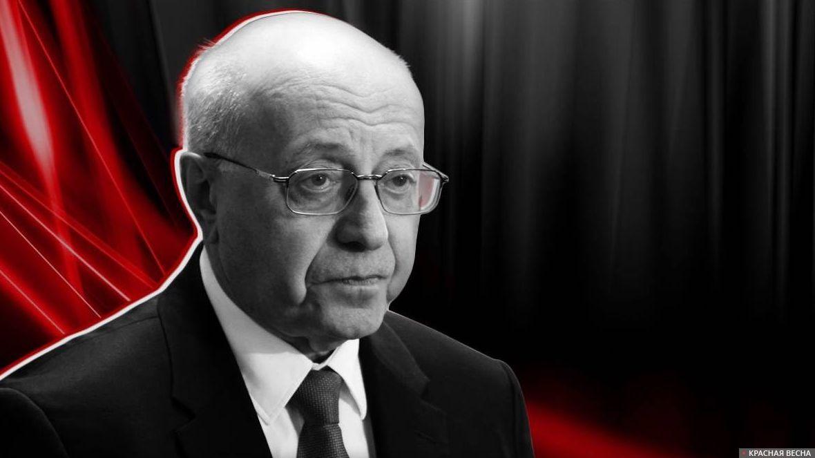Лидер движения «Суть времени» Сергей Кургинян