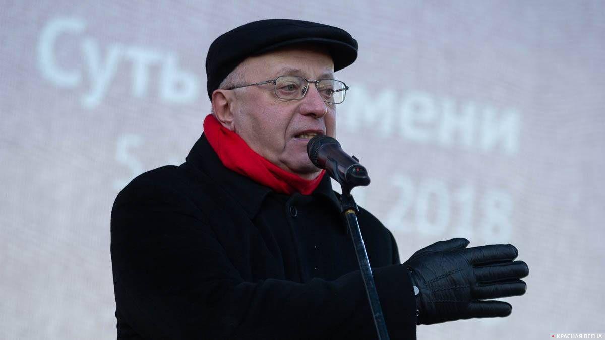 Сергей Кургинян. Митинг Сути времени 5 ноября 2018 года в Москве