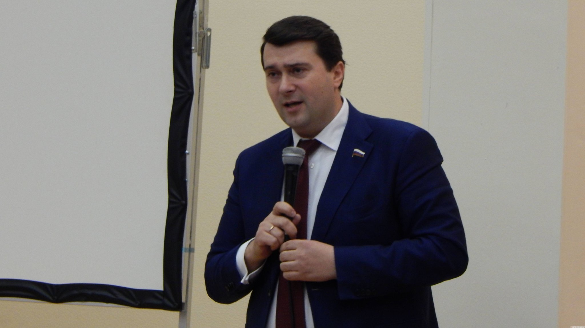 ТСХА Встреча с избирателями 23.01.2018 О.А.Лебедев