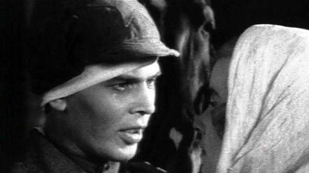 Цитата из х/ф «Как закалялась сталь». Режиссер Марк Донской, СССР, 1942