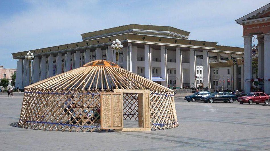Монголия, Улан-батор,