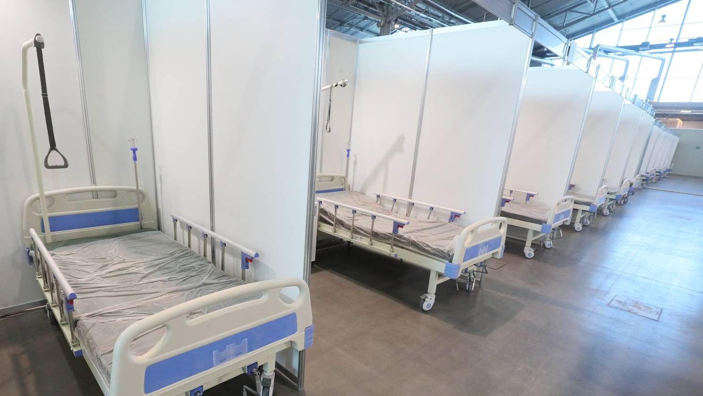 В Кабардино-Балкарии открыли пятый госпиталь для больных с COVID-19