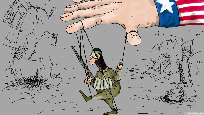 Исламистский экстремист