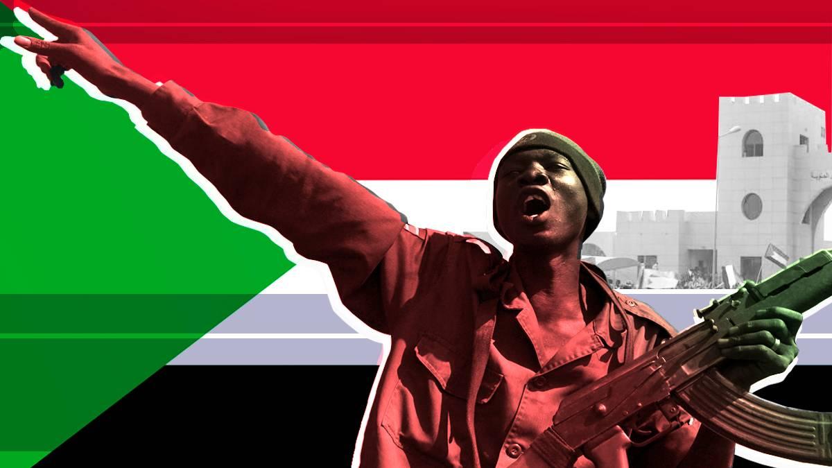 Госпереворот в Судане
