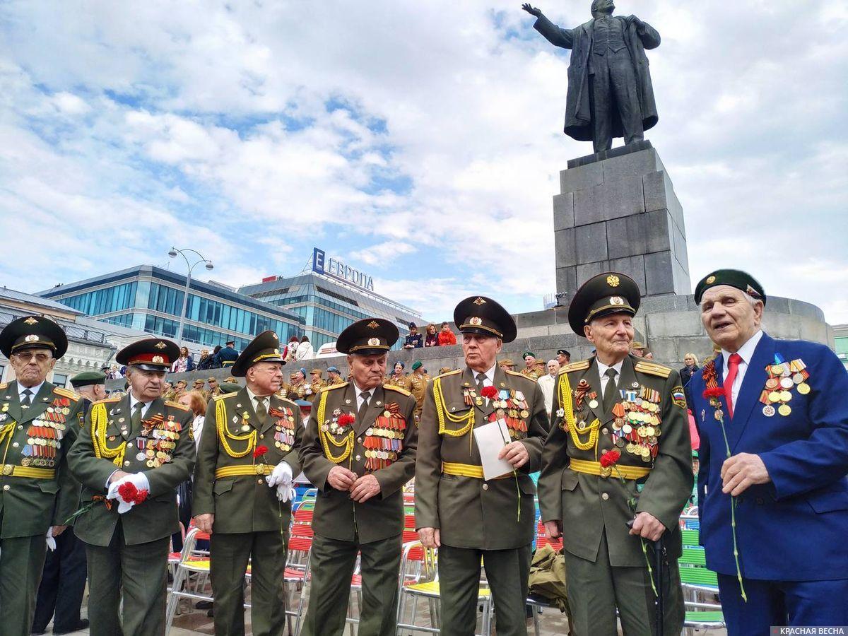 День Победы. Екатеринбург, 9 мая 2019