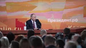 Устали отблефа: Путин прокомментировал слухи вокруг крушения самолета Качиньского