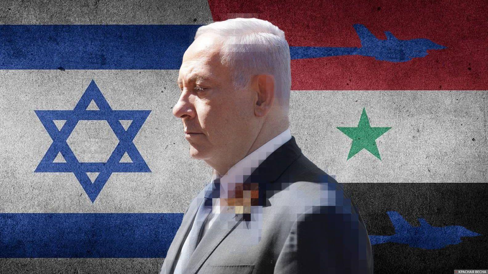 Авиаудары Израиля по Сирии