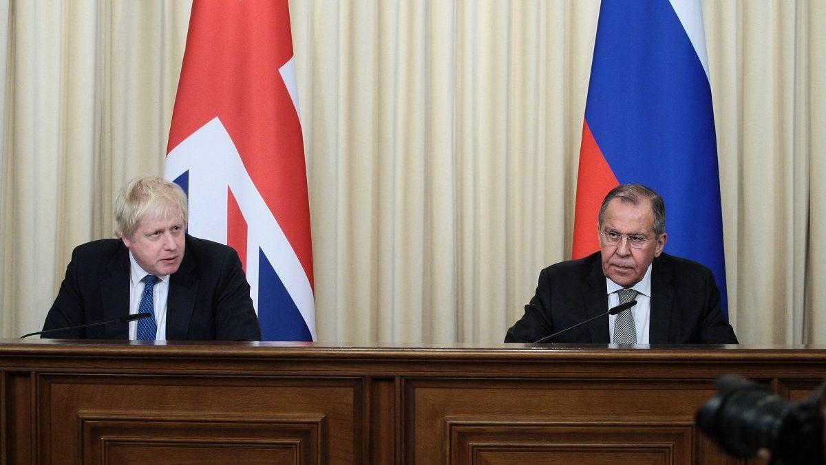 МИД: Москва готова вывести изтупика отношения сЛондоном
