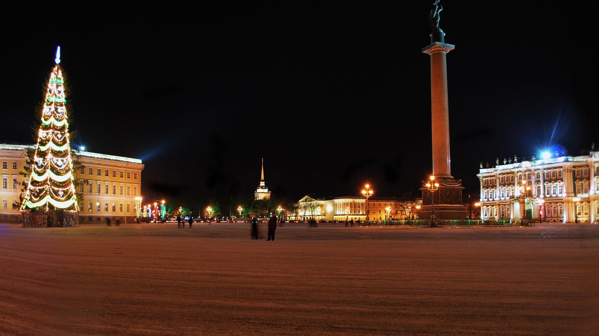 Уборка города после новогодней ночи должна будет закончиться к7 часам утра