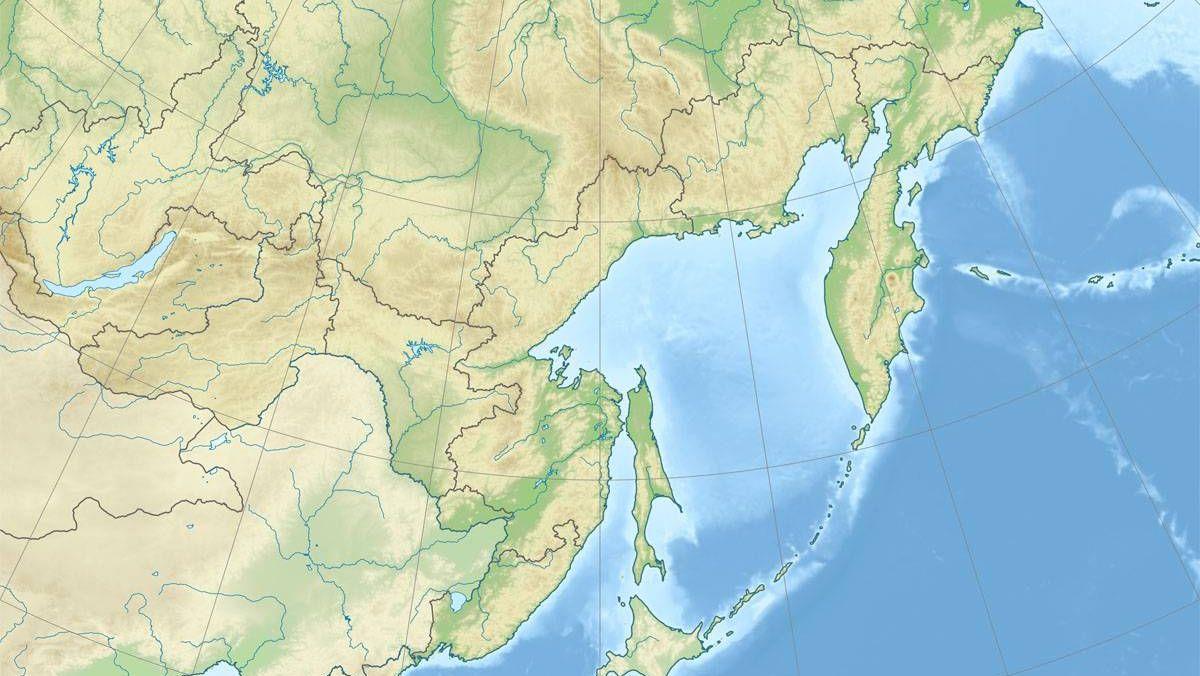 карта дальнего востока картинки того