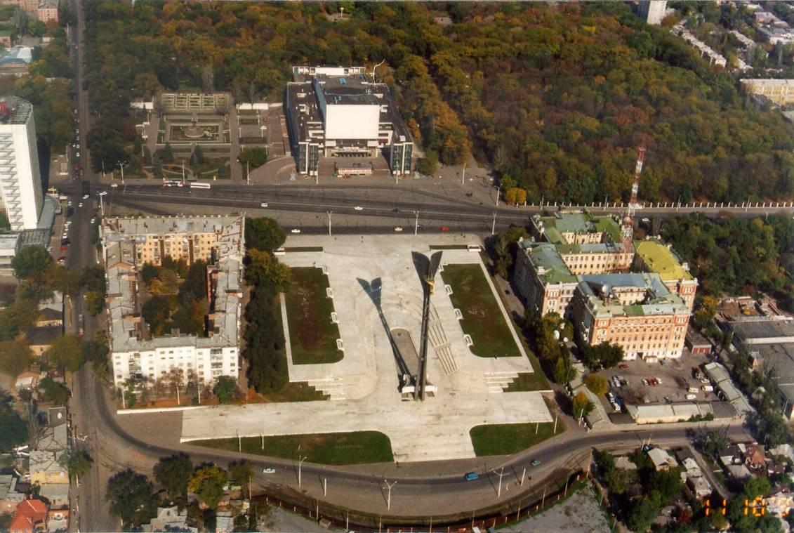 Театральная площадь Ростов-на-дону