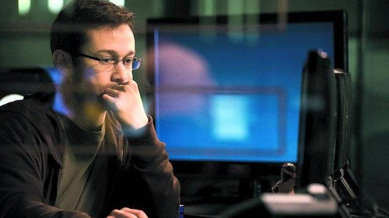 Цитата из к/ф «Сноуден». Реж. Оливер Стоун. 2016 год. Франция, Германия, США