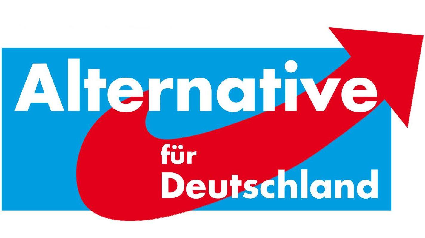 Логотип партии «Альтернатива для Германии»