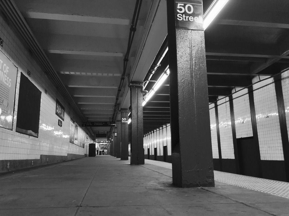 Метро 50-я авеню. Нью-Йорк