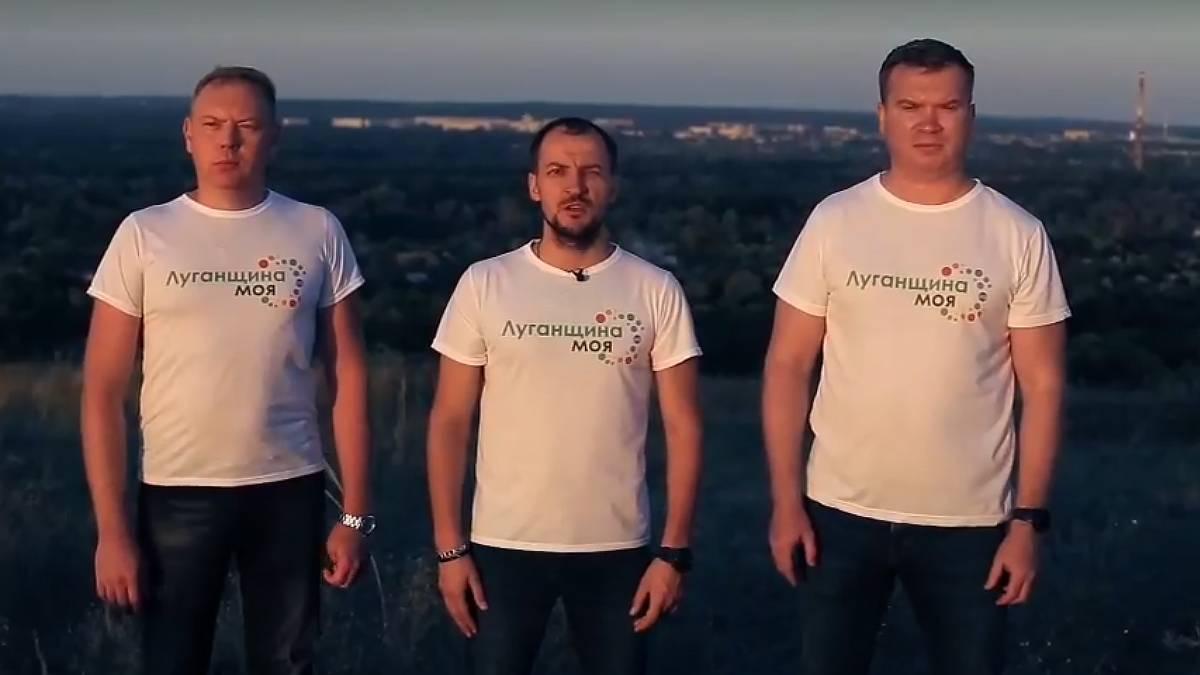 Шаповалов, Волохов,Денищенко