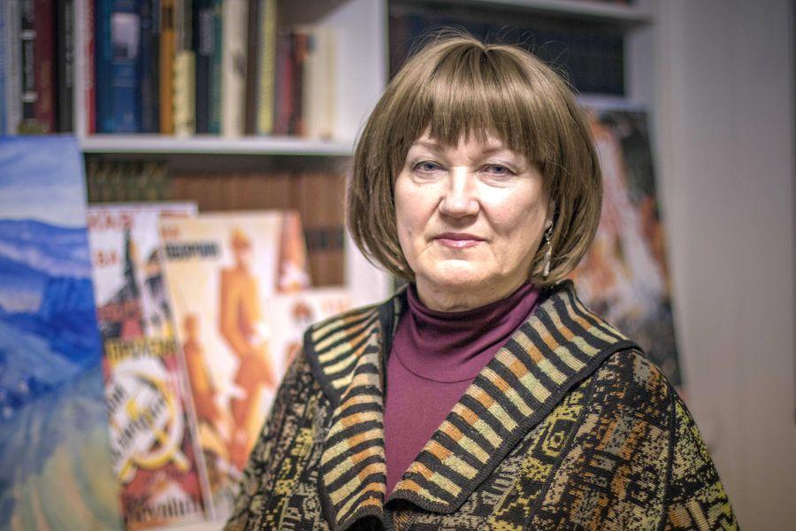 Елена Двойникова