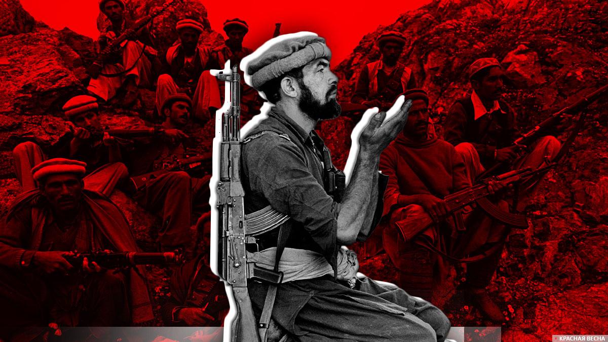 Афганские боевики