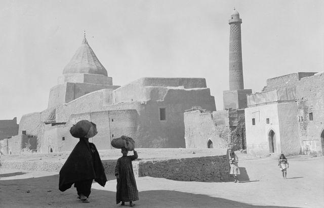 Мечеть Аль-Нури [(сс) public domain]