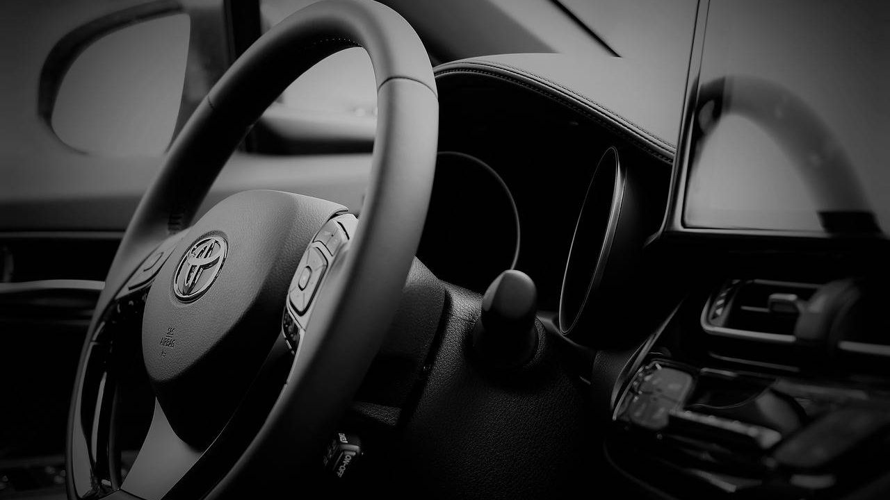 Автомобиль марки «Toyota»