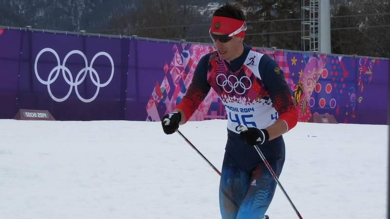 Евгений  Белов , лыжник