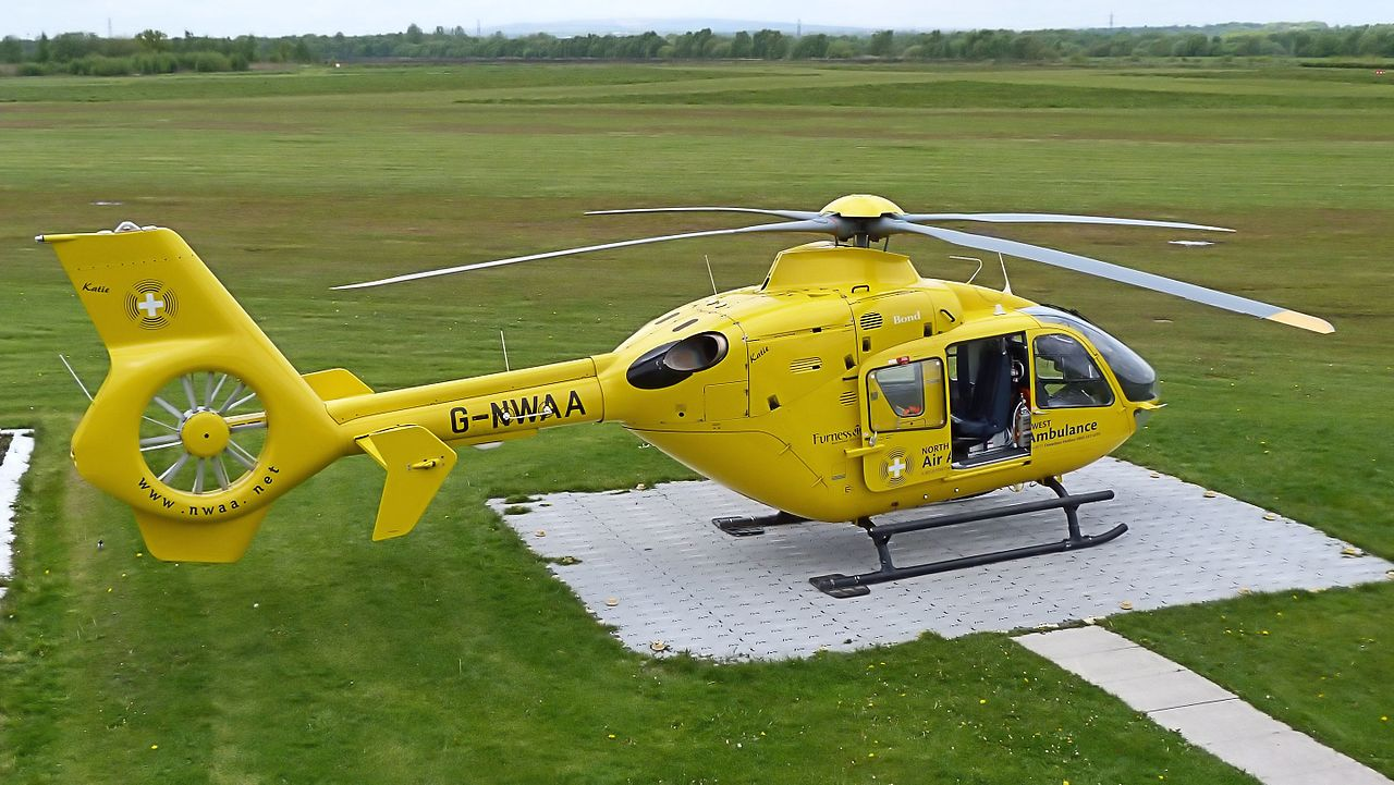 Airbus Helicopters H135 Barton