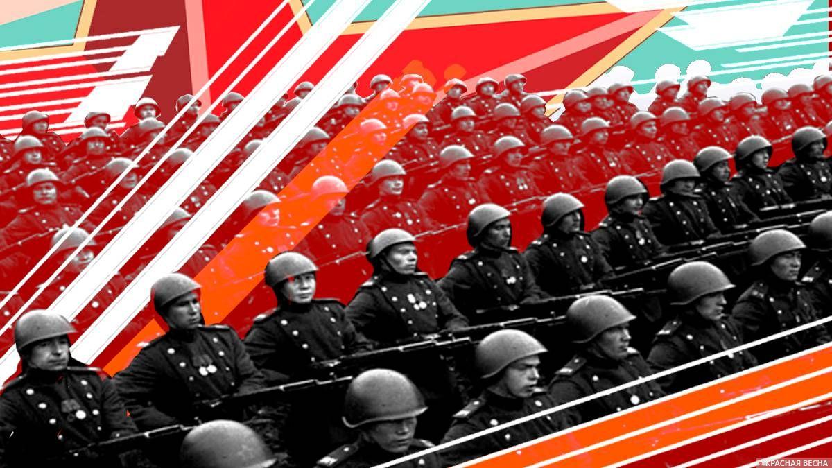 ВМИДРФ сообщили опровале кампании украинской столицы подискредитации Дня Победы