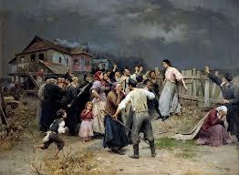 Пимоненко Николай. Жертва фанатизма. 1899