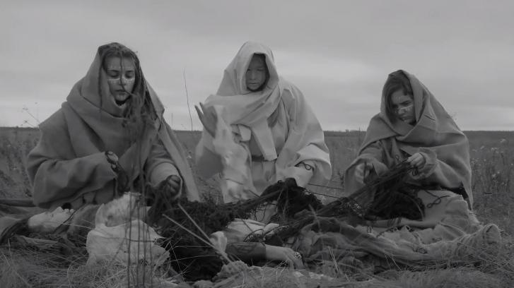 Скриншот клипа Nytt Land