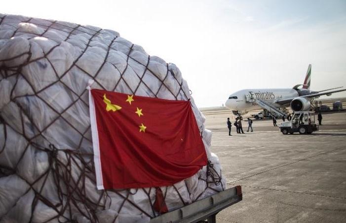 Китай. Гуманитарная помощь [world.huanqiu.com]