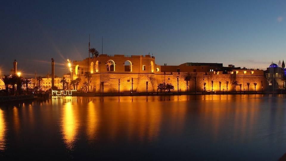 Триполи. Ливия