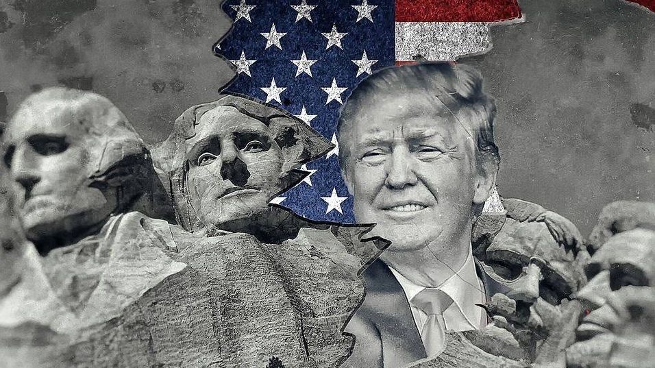трамп, сша, америка