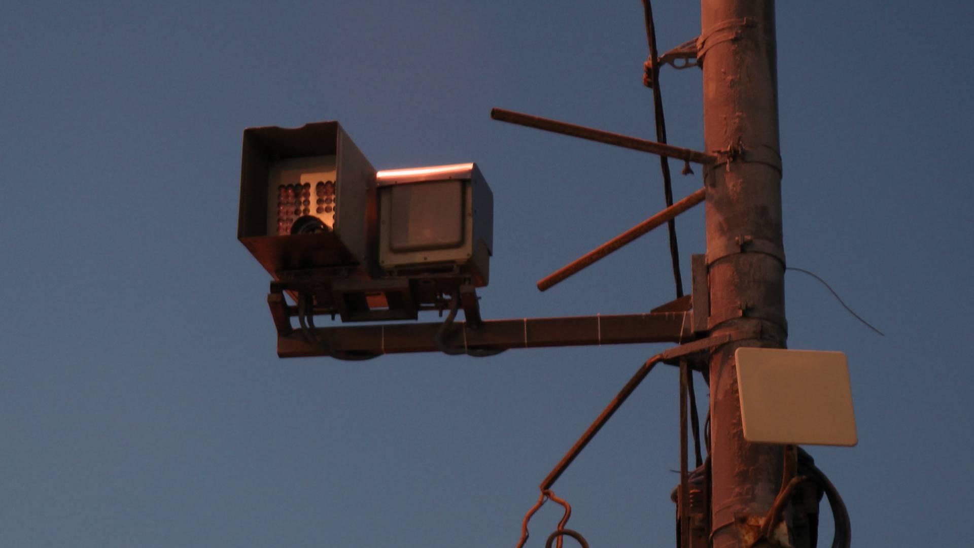 Камера контроля и видеофиксации нарушения ПДД ГИБДД