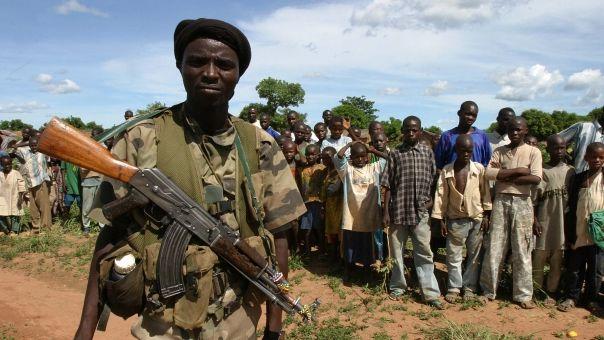 Африканский боевик
