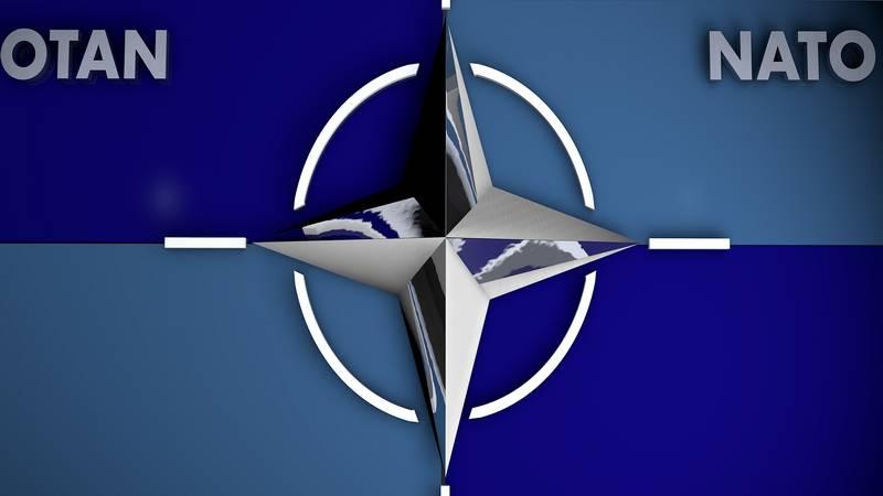 НАТО логотип