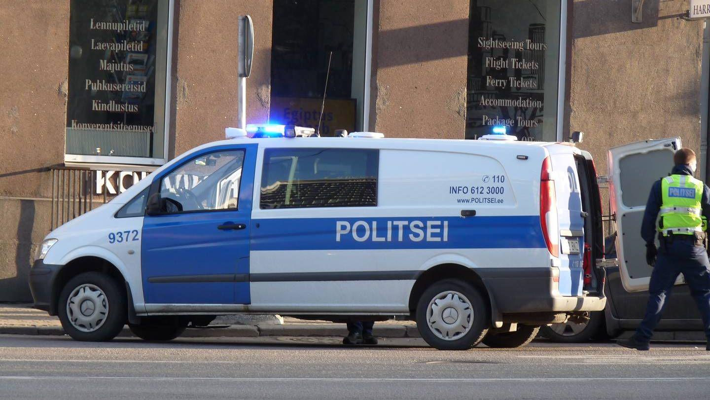 Полиция. Эстония