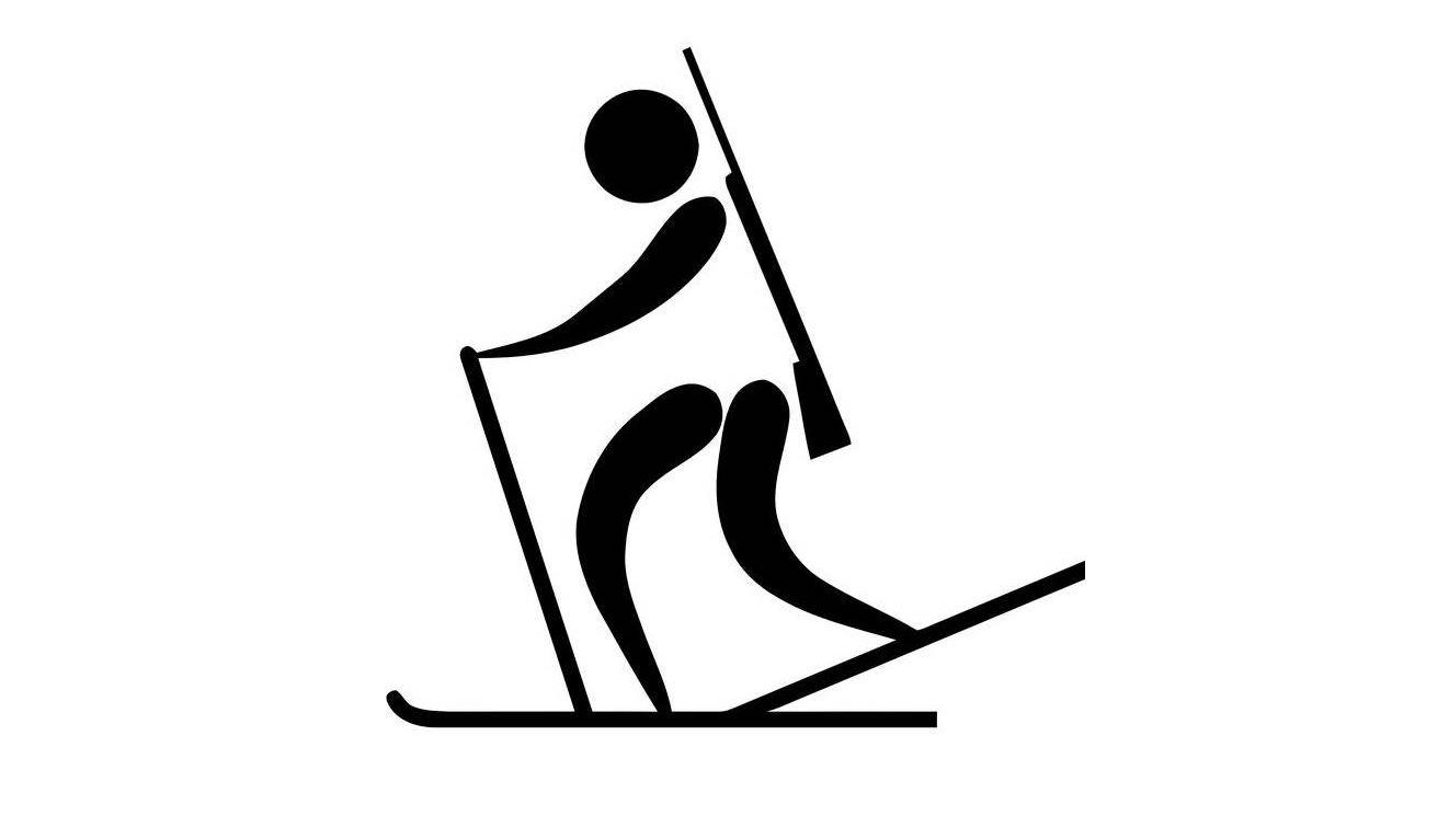 Биатлон. Логотип